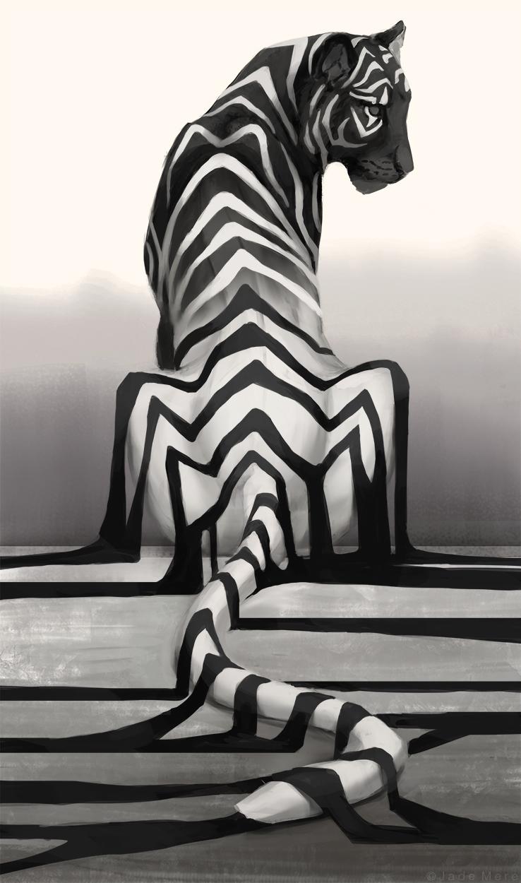 Tigre-Jade Mere