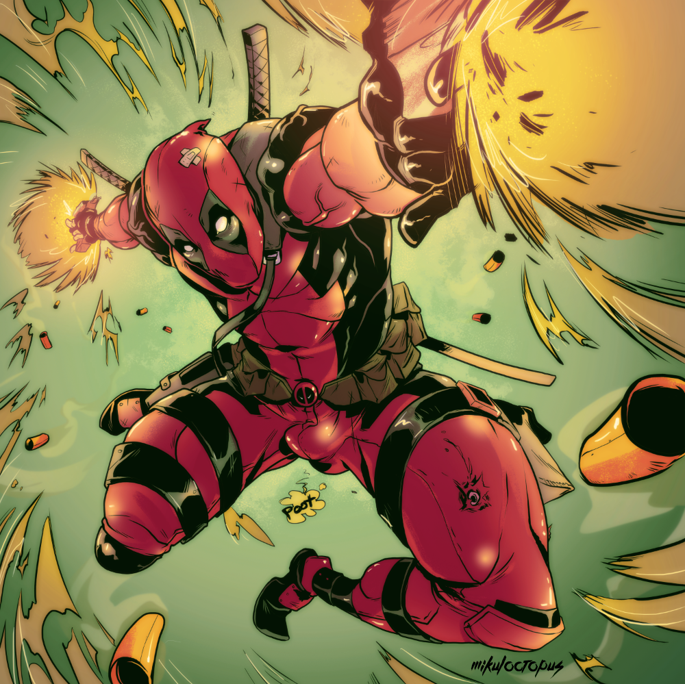 deadpool Mike Anderson
